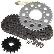 O-Ring Drive Chain & Sprockets Kit For HONDA VF750F CB900 CB900F VF1000R