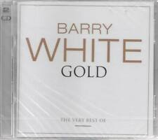 Barry White Gold The Very Best Of Doppel CDNEU Loves Theme My Sweet Summer Suite