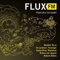 FLUXFM - POPKULTUR KOMPAKT VOL. 1 (WOODKID/THE LUMINEERS/THE XX/+) 2 CD NEU