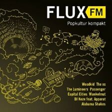 FLUXFM-culture pop Compact vol. 1 (woodkid/the Lumineers/the xx/+) 2 CD NEUF