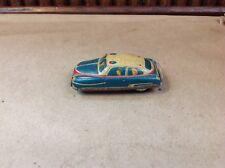 Vintage Japanese - T. Shibuya- Small Friction Toy Car