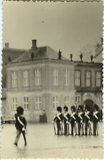 PHOTO ANCIENNE - VINTAGE SNAPSHOT - MILITAIRE POLICE GARDE NATIONALE - MILITARY