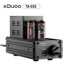 XDUOO TA-03S CS4398*2 PCM32bit/192KHZ DSD128 USB DAC Tube Headphone Amplifier