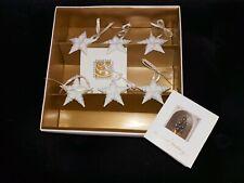 Vtg New 1992 Margaret Furlong A Pocketful of Stars 6 Star Shell Ornaments
