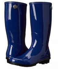 UGG Shaye Rain Boot Blue Jay Women Size 10 New in Box