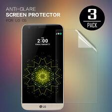 Premium Anti-Glare Matte Front Screen Protector Film For LG G5 3PC NEW!