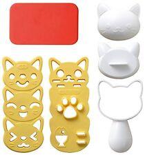 Cat Shape Onigiri Maker Mould - Omusubi Nyan