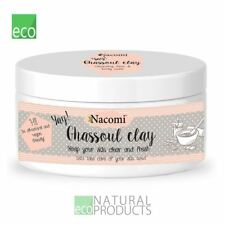 Nacomi Natural Ghassoul Clay Face & Body Mask 94g