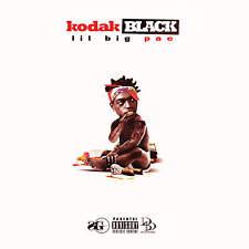 Kodak Black Lil B.I.G. Pac Official (Mix CD) 2016 Sealed Mixtape