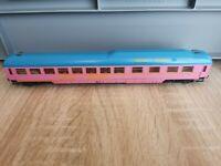 (R6) Lima H0 1:87  Speisewagen Show Train