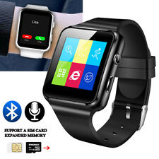 New listing Bluetooth Smart Watch Gsm Unlocked Call Message Reminder for Women Men Android