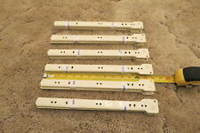 "Drawer Slides ~14"" Lot of 6 units Total of 24 Sliders"