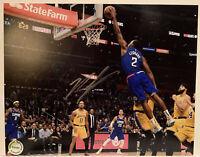 Kawhi Leonard Autographed Hand Signed 8x10 Picture Los Angeles Clippers With COA
