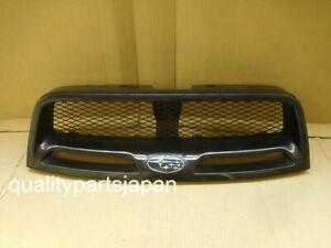 Subaru Forester SG Front Grill STI Grille OPTION BLACK SG5 SG9 CROSS SPORT