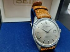 Seiko Sportsman 6602 9981 manual  Vintage Japan Watch 36mm. EXCELLENT CONDITION