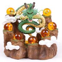 Dragon Ball Z - Shen Long, Stand & Dragon Balls / Shenron, Base y Bolas Dragón