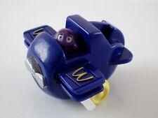 Toys Jouet Figurine Mc donald's grimace avion mécanisme ok  5x5 cm