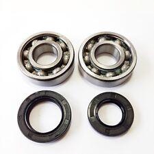 Honda TRX250R Main Crank Shaft Bearings and Seals kit 86 87 88 89