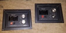 Vintage Sansui SP-2500 Speakers crossovers Pair F-4011-B