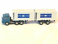 B5 * Wiking Germany vintage Model Fish Truck Car H0 HO 1/87 Scale Toy