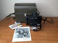 Polaroid - Square Shooter 2 - Camera w/ Case / Manuals - Land Camera - NICE