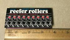 Reefer Rollers Strawberry Cigarette Rolling Paper Rare Original Vintage Find NOS