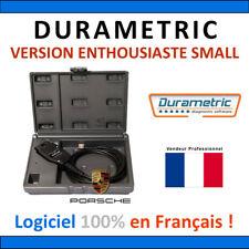 """Durametric version """"enthousiaste """"small"""" - Valise Diagnostic Pro pour Porsche"""