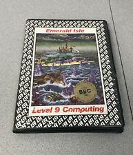 BBC Micro Model B ~ Emerald Isle Level Nine Computing