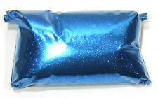 "6oz / 177ml Bright Royal Blue .008"" Metal Flake Auto Paint Additive Flakes LF096"