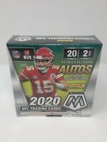 2020 Panini Mosaic Football NFL Mega Box Walmart Exclusive - New Factory Sealed