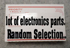 Lot of Electronic components Random selection of Components.