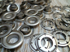 SP6 Eyelets - 316 Stainless Steel - 50 Pack - Marine - Tent, Boat & Tarp Covers