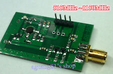 12V RF Voltage Controlled Oscillator Frequency Source Broadband VCO 515-1150MHz