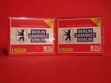 Berlino raccoglie Berlino//25 cartocci//Panini//STICKER