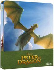 PETER Y EL DRAGON BLU-RAY STEELBOOK EDICION METALICA ESPAÑA, DISNEY