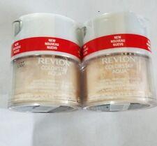 2 Revlon ColorStay Aqua Mineral Finishing Powder Translucent Light 020 SEALED