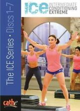 CATHE FRIEDRICH ICE SERIES DISCOUNT BUNDLE 7 DVD SET WORKOUT NEW SEALED