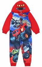 Jednoczęściowa piżama Blaze i Mega Maszyny