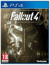 Fallout 4 (PS4) Play 4-perfecto Estado - 1st Station Clase de la entrega Súper Rápido Gratis