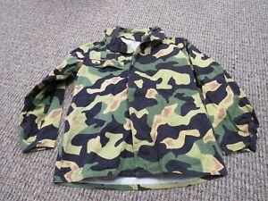 Post WWII Czech Ameba pattern camo tunic