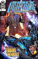 BLACK LIGHTNING COLD DEAD HANDS #5 OF 6 COVER A