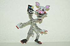 TOY MEXICAN FIGURE MANGLE FIVE NIGHTS AT FREDDY'S ANIMATRONICS TERROR .