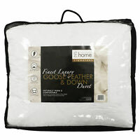 Catherine Lansfield Signature Finest Luxury Goose Feather&Down 13.5 Duvet D/K