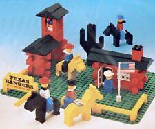 Vintage 1970s Lego Set 372 - Texas Rangers