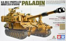 Tamiya 37026 US Howitzer M109A6 Paladin Iraq 1/35