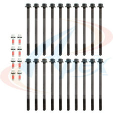Engine Cylinder Head Bolt Set Apex Automobile Parts AHB265