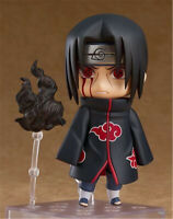 Anime Naruto Uchiha Itachi Q Ver. Action Figure Toy Model Collection In Box