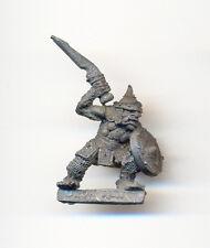 Citadel WARHAMMER fuera de imprenta LOTR Uruk Hai Orco 1980s ME44
