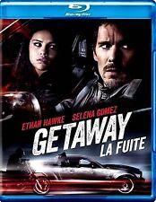 NEW BLU-RAY // Getaway //Ethan Hawke, Selena Gomez, Jon Voight, Rebecca Budig, P