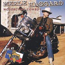 * MERLE HAGGARD - Live at Billy Bob's Texas: Motorcycle Cowboy